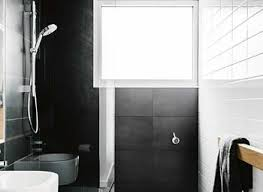 bathroom ideas black and white white black bathroom ideas nurani org