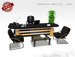 Office Desk Sets Second Marketplace Perm Office Furniture Desk Set Vgat