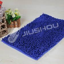5 Piece Bathroom Rug Sets by Pom Pom Braided Vintage Blue Belgium Style 5 Pieces Bath Rug Set
