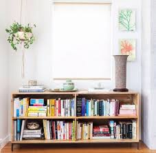Low Narrow Bookcase Low Profile Bookshelves Furniture Fabulous Narrow Bookcase Wooden