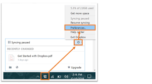 Resume Dropbox Dropbox Messing With Your Local Storage Limits We Got A Fix For That