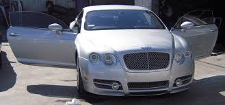 exotic cars and luxury cars auto body repair and paint van nuys