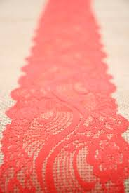 cheap coral table runners fresh coral pink table runners 17924