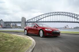 tesla electric car tesla electric cars up for the challenge down under electric