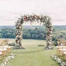 wedding flower arches uk 17 epic floral arches and how to get one onefabday