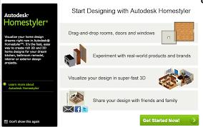 Home Design Software Free Autodesk Autodesk Homestyler Online