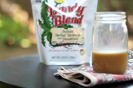 healthy coffee substitute recipe