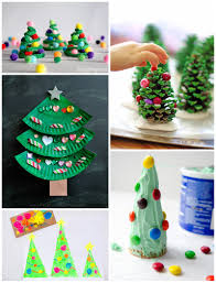 hello wonderful 25 of the most adorable christmas tree crafts