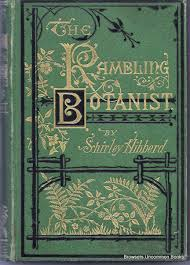 hibberd shirley a handy book for the rambling botanist