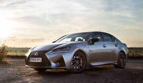 the lexus gs might soon lexus gs f review the accidental n a v8 hero