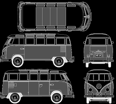 volkswagen hippie van front vw bus drawing front of volkswagen van has been só fuscas