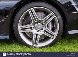 mercedes sport mag wheel on a mercedes sport car stock photo royalty free image