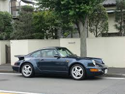 porsche 911 964 turbo porsche 911 turbo 3 3 limited 964 1992