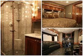 Rv Interiors Images Luxury Motorhome Interiors Brokeasshome Com