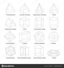 3d shapes template virtren com