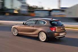 bmw 1 series three door revealed includes m135i range topper