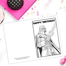 free printable birthday card archives the organised housewife shop