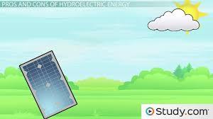 hydroelectric energy definition uses advantages u0026 disadvantages