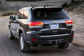 jeep grand cherokee rear bumper fca announces updated pentastar v 6 for 2016 jeep grand cherokee