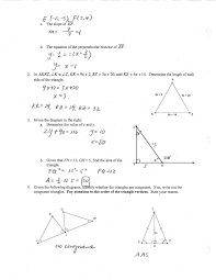 jiazhen u0027s geometry unit3 chapter test review sheet answer