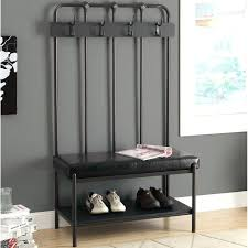 Entryway Storage Bench With Coat Rack Foyer Benches With Storage Entryway Storage Benches Garden