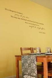 Dining Room Wall Quotes Eowyn