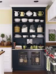 black kitchen storage cabinet instructive kitchen storage hutch custom butler s pantry inspiration