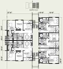 Multifamily Plans by Modular Homes Multi Family 30 Plex