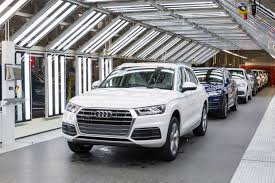 Audi Q5 New Design - audi opens mexico plant to build new q5 suv