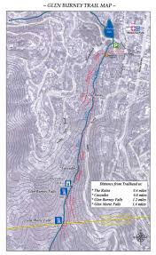 Michaux State Forest Map by Hiking In Boone High Country The High Country