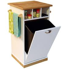 kitchen island with garbage bin gorgeous kitchen island with garbage bin also cabinet cup pull