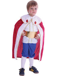 boys toddler medieval tudor king new fancy dress book day nativity