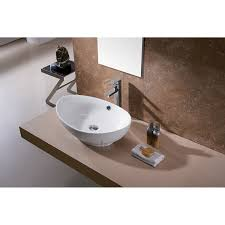 Builders Warehouse Bathroom Accessories by Luxier Cs 004 Bathroom Egg Porcelain Ceramic Vessel Vanity Sink