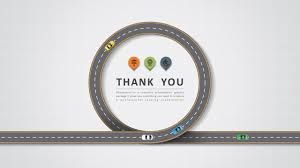 road powerpoint template by pello1103 graphicriver