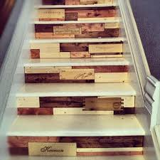 diy wooden pallet stairs decor ideas for homes recycled pallet ideas