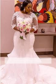 plus size pink wedding dresses 2017 plus size wedding dresses mermaid lace appliques scoop with