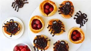 Halloween Treats Halloween Treats These Spooky Spider Tarts Are A Sweet Addition