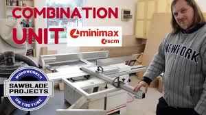 new scm minimax combination unit lab 300 plus youtube