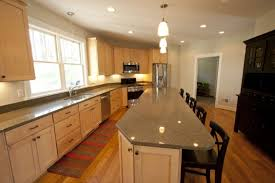 eat in island kitchen kitchens talon construction