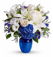 beautiful bouquet of flowers beautiful in blue bouquet flower bouquets everyone will
