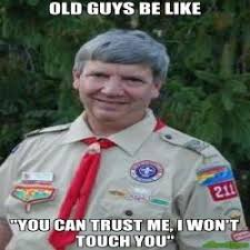 Boy Scout Memes - time to earn that new badge you know the one for spooning meme
