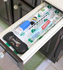organized bathroom cabinet hi sugarplum