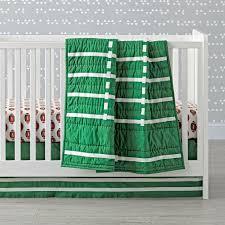 Baby Bedding Nod Football Crib Bedding The Land Of Nod