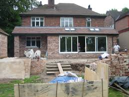House Extension To Create Open Plan Kitchen  Family Room - Family room extensions