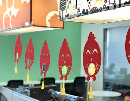 New Year Decoration Office by 6 Ways To Celebrate Chinese New Year In The Office Justlogin