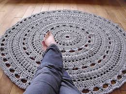 crochet rug patterns free 24 creative useful crochet rug patterns patterns hub