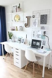 White Office Decorating Ideas The 25 Best Study Tables Ideas On Pinterest Study Desk Ikea