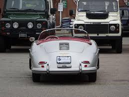1957 porsche 356a speedster copley motorcars