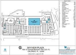 Gardens Mall Map Olive Garden In Skyview Plaza Florida Store Location Hours