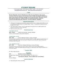 nursing student resume template nursing student resume examples